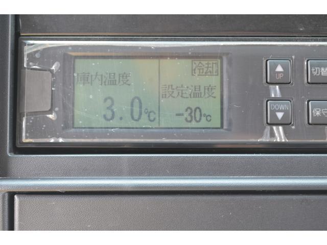 冷蔵冷凍車 積載2t東プレ製マイナス30度ワンオーナー車(14枚目)