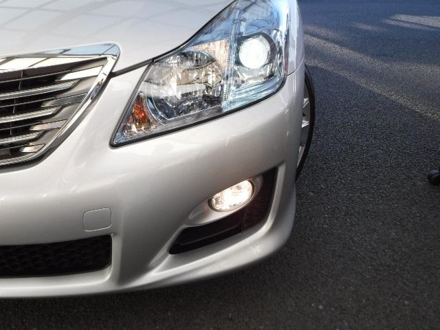 トヨタ クラウンハイブリッド ベースグレード 本革 HDDナビ フルセグTV ワンオーナー