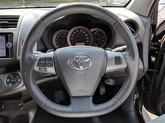 トヨタ ヴァンガード 240S Sパッケージ 登録時距離39783km 保証書取説