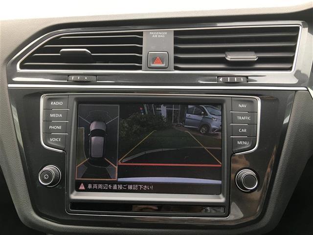 TSI ハイライン 純正ナビ ETC フルセグ 全方位カメラ(5枚目)