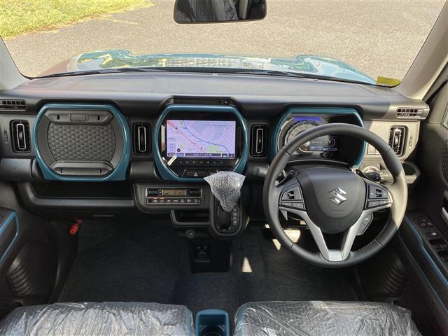 ハイブリッドXターボ セーフティサポート 純正9インチメモリーナビ アラウンドビューモニター レーダークルーズコントロール シートヒーター オートエアコン LEDヘッドライト&オートライト スマートキー&プッシュスタート(3枚目)
