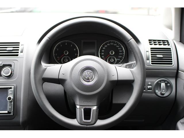 フォルクスワーゲン VW ゴルフトゥーラン TSI コンフォートライン 7人乗り ナビ 地デジ Bカメラ