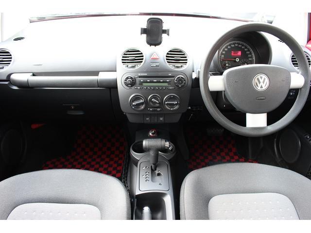 フォルクスワーゲン VW ニュービートル EZ 9C系2009年最終モデル 禁煙車
