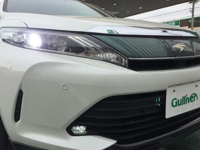 トヨタ ハリアー エレガンス サンルーフ 衝突被害軽減 レーダークルーズ