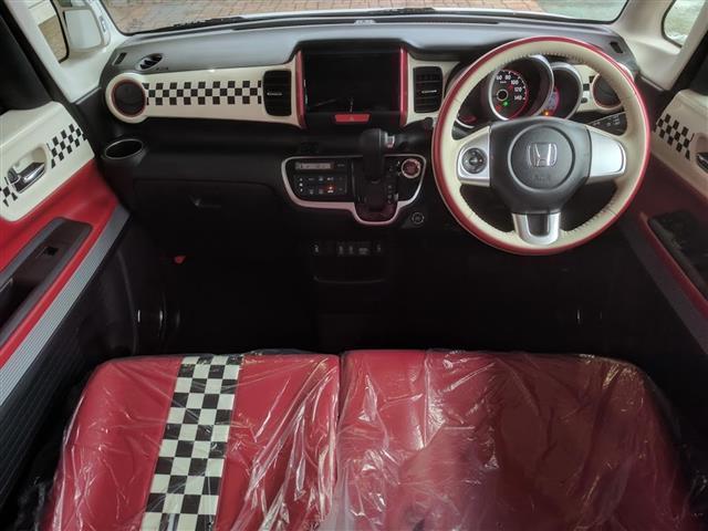 ホンダ N-BOXスラッシュ ワンオーナー CTBA シートヒーター ETC スマートキー