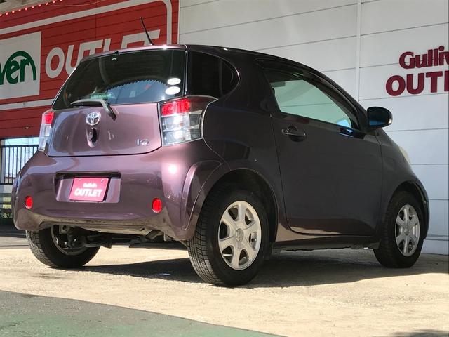 「トヨタ」「iQ」「コンパクトカー」「千葉県」の中古車49