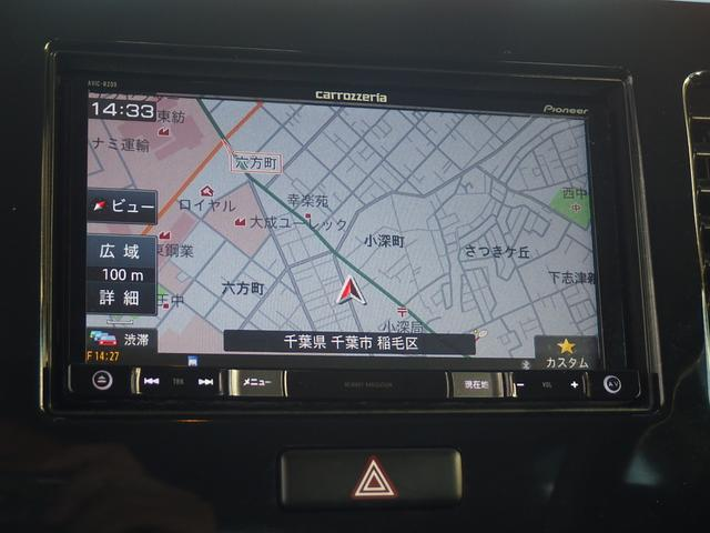 日産 モコ X 地デジナビ Bカメラ ETC スマートキー Aストップ