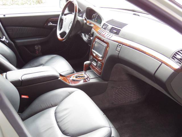 メルセデス・ベンツ M・ベンツ S500Lレザー