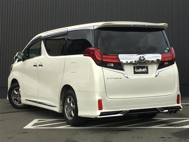 「トヨタ」「アルファード」「ミニバン・ワンボックス」「福島県」の中古車2