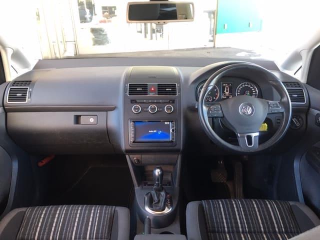 「フォルクスワーゲン」「VW ゴルフトゥーラン」「ミニバン・ワンボックス」「北海道」の中古車3