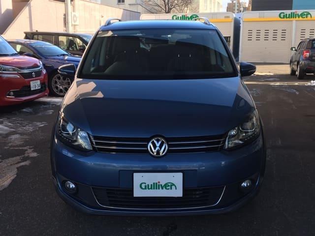 「フォルクスワーゲン」「VW ゴルフトゥーラン」「ミニバン・ワンボックス」「北海道」の中古車4