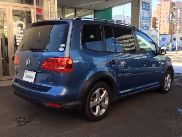 「フォルクスワーゲン」「VW ゴルフトゥーラン」「ミニバン・ワンボックス」「北海道」の中古車9