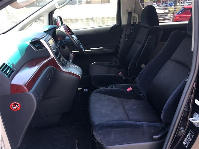 トヨタ ヴェルファイア 2.4Z 純正ナビ 片側パワースライドドア スマートキー