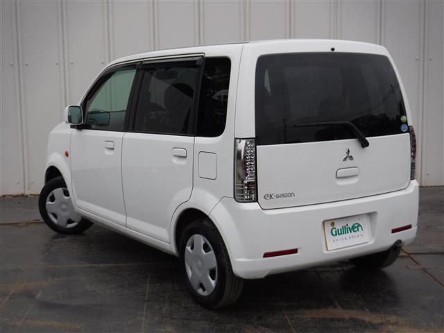 三菱 eKワゴン G ETC キーレス CDオーディオ ベンチシート