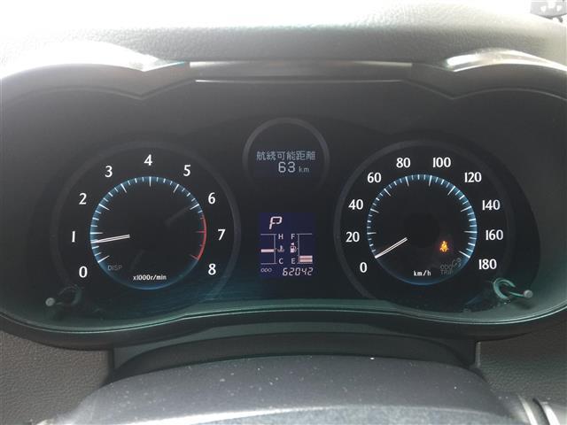 トヨタ マークXジオ 240GメモリナビワンセグTV