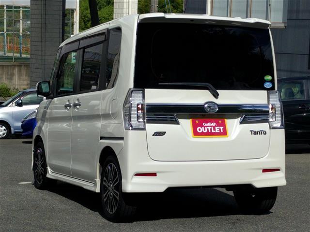 「ダイハツ」「タント」「コンパクトカー」「京都府」の中古車8
