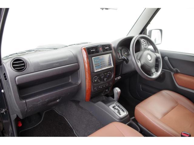 4WDターボ 革シート シートヒーター ナビ ETC(7枚目)