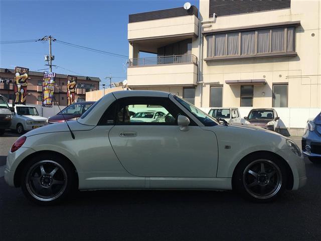 「ダイハツ」「コペン」「オープンカー」「香川県」の中古車7