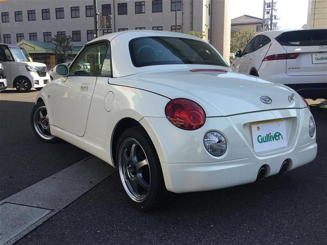 「ダイハツ」「コペン」「オープンカー」「香川県」の中古車8