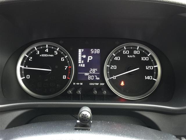 アクティバX リミテッド SAIII /衝突軽減/踏み間違い防止/レーンキープ・純正ディスプレイオーディオ/DVD/CD/USB/BT・Bカメラ・ステアスイッチ・LED/オートライト・フォグ・アイドリングストップ・スマートキー・保証・取説(6枚目)