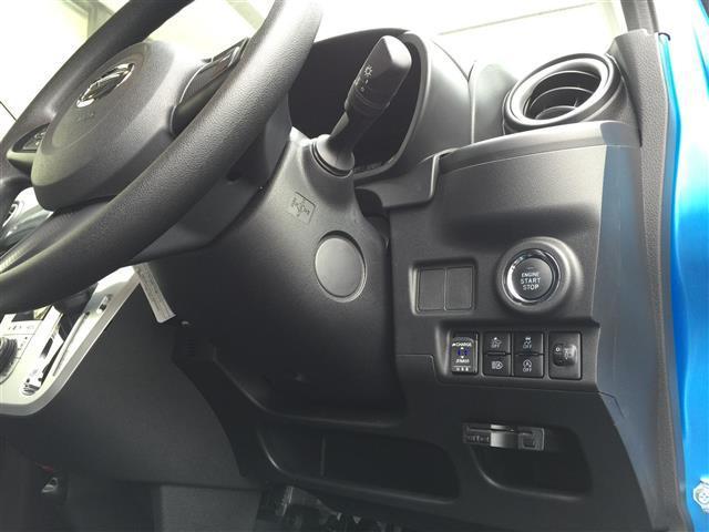 アクティバX リミテッド SAIII /衝突軽減/踏み間違い防止/レーンキープ・純正ディスプレイオーディオ/DVD/CD/USB/BT・Bカメラ・ステアスイッチ・LED/オートライト・フォグ・アイドリングストップ・スマートキー・保証・取説(12枚目)