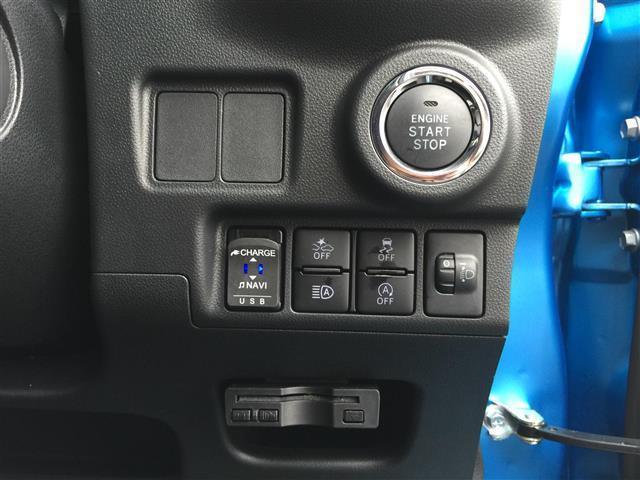 アクティバX リミテッド SAIII /衝突軽減/踏み間違い防止/レーンキープ・純正ディスプレイオーディオ/DVD/CD/USB/BT・Bカメラ・ステアスイッチ・LED/オートライト・フォグ・アイドリングストップ・スマートキー・保証・取説(13枚目)