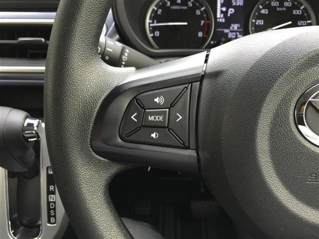 アクティバX リミテッド SAIII /衝突軽減/踏み間違い防止/レーンキープ・純正ディスプレイオーディオ/DVD/CD/USB/BT・Bカメラ・ステアスイッチ・LED/オートライト・フォグ・アイドリングストップ・スマートキー・保証・取説(15枚目)