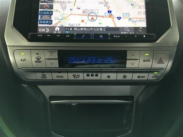 TX Lパッケージ サンルーフ 革シート 4WD 社外メモリナビ フルセグTV DVD CD SD Bluetooth ルーフレール ドラレコ ビルトインETC バックカメラ エアシート 3列目自動シート 純正17AW(14枚目)