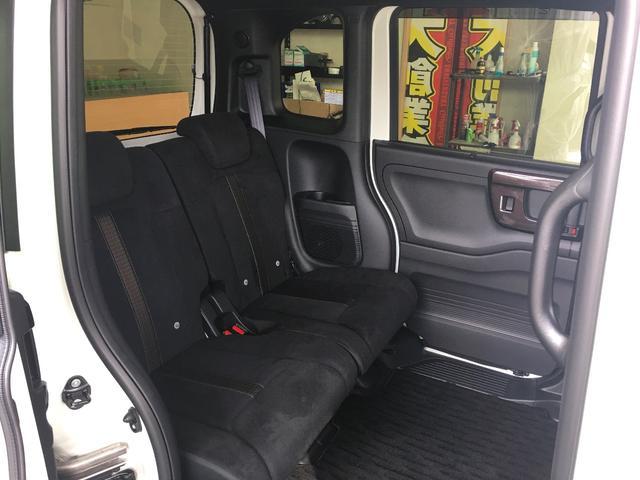 ホンダ N BOXカスタム G・Lホンダセンシング ワンオーナー 両側電動スライドドア