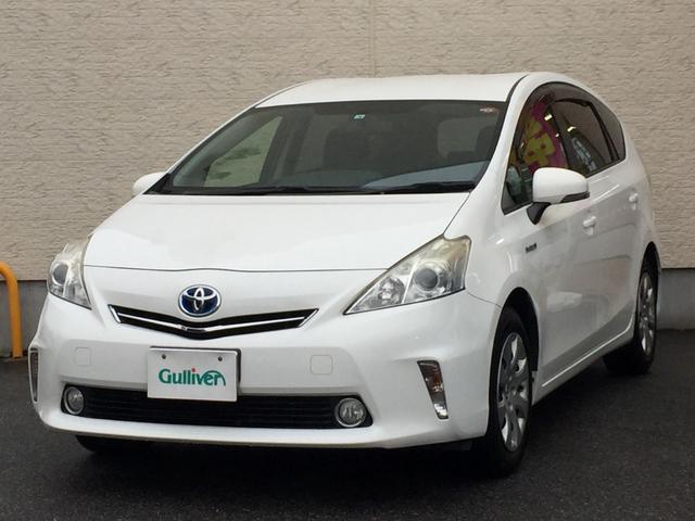 「トヨタ」「プリウスα」「ミニバン・ワンボックス」「愛知県」の中古車7