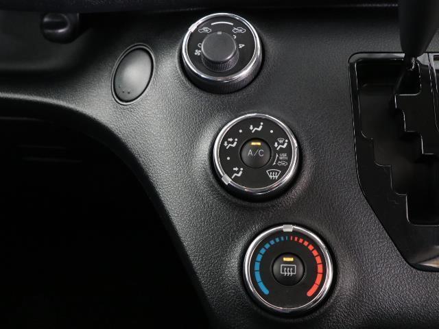 X 7人乗り 左側パワースライドドア セーフティセンスC キーレス ETC付 ワンオーナー ワンセグ ドラレコ メモリーナビ 横滑り防止装置 記録簿 ABS パワステ ナビ&TV バックモニター  3列(13枚目)