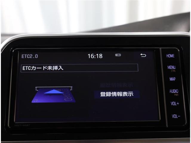 G セーフティセンス・ICS 7人乗り 左右パワードア SDナビ Bモニター 地デジTV CD DVD リアカメラ スマートキー ETC  記録簿 ABS  ドライブレコーダー ワンオーナー車(9枚目)