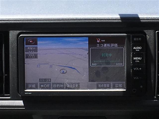 トヨタ パッソ X LパッケージS 衝突軽減 純ナビ ETC LED