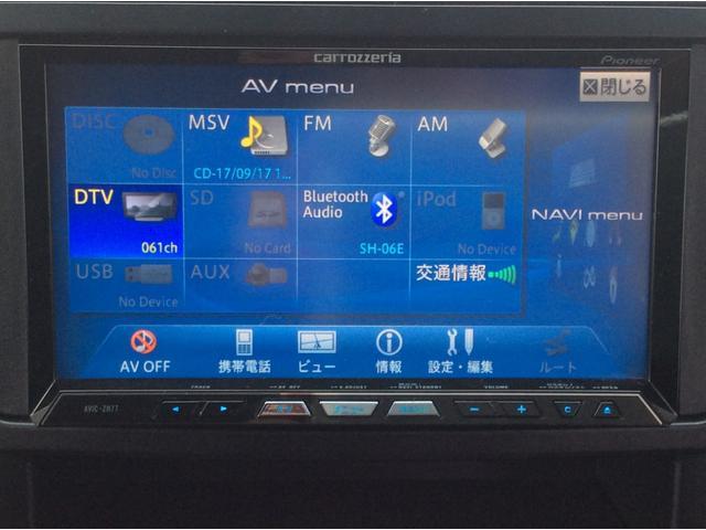 ★社外HDDナビ(Bluetooth機能付き)