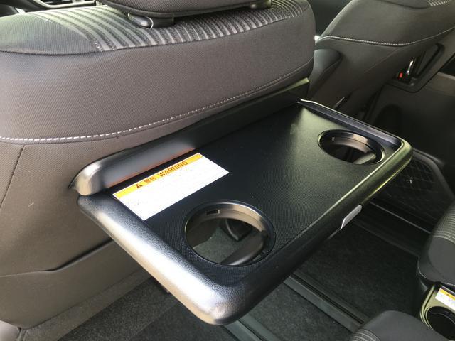 ◆助手席シートバックテーブル【カップホルダー2個付】