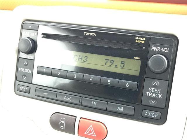 トヨタ ポルテ F 純正CD 左側パワスラ キーレス