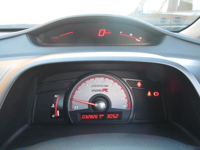 ホンダ シビック タイプR 6速MT 純正アルミ 純正セミバケットシート