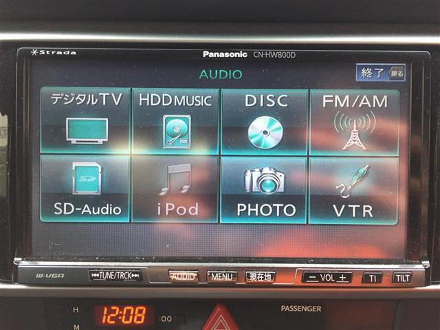 ワンオーナー/ナビ/フルセグTV/HIDヘッドライト(18枚目)