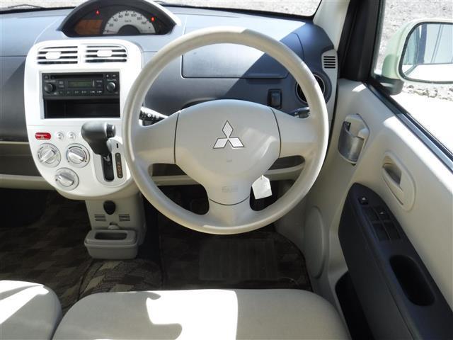 三菱 eKワゴン M ワンオーナー 4WD CD キーレス