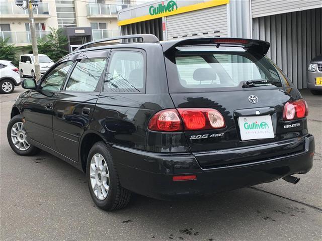 「トヨタ」「カルディナ」「ステーションワゴン」「北海道」の中古車2