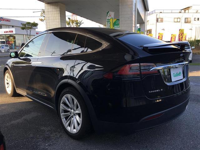 「テスラ」「モデルX」「その他」「北海道」の中古車9