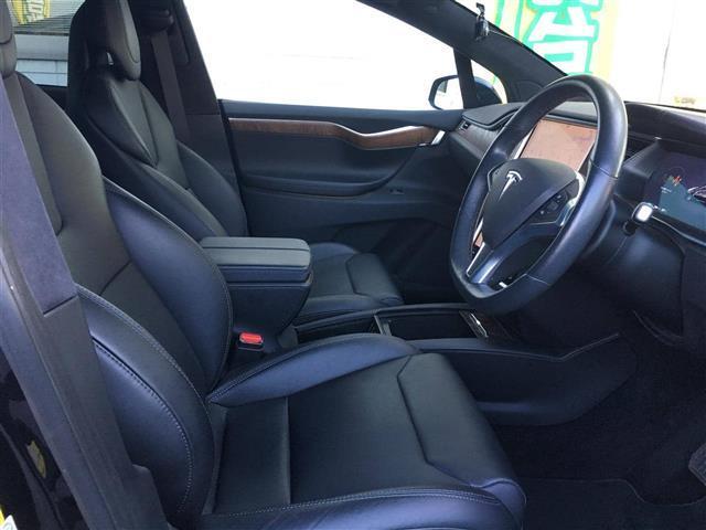 「テスラ」「モデルX」「その他」「北海道」の中古車17