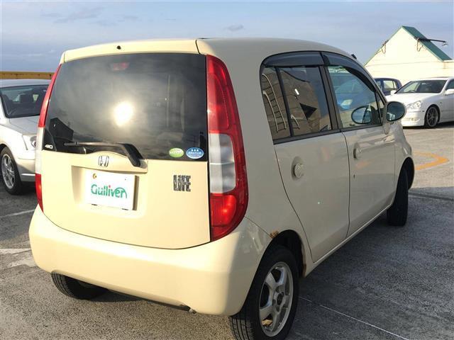 「ホンダ」「ライフ」「コンパクトカー」「北海道」の中古車8