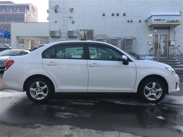 「トヨタ」「カローラアクシオ」「セダン」「北海道」の中古車6