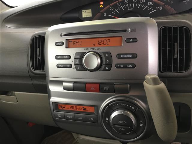 ダイハツ タント X スマートキー CD 電動スライドドア スマートキー