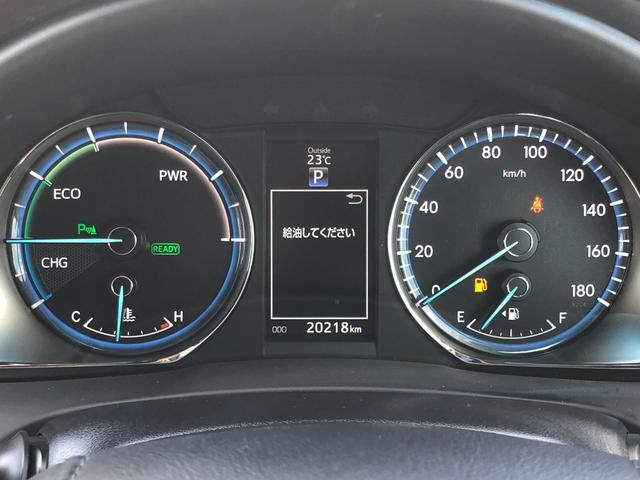 プレミアム 4WD SDナビ レーダークルーズ 半革シート(11枚目)