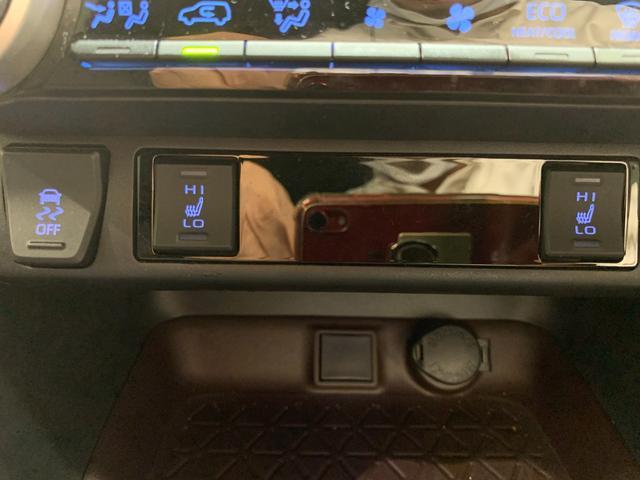 【シートヒーター】冬場のお供に。暖かいシートは女性には嬉しい機能ですね♪