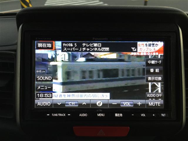 ホンダ N BOX G Lパッケージ ワンオーナ メモリーナビ ワンセグ ETC