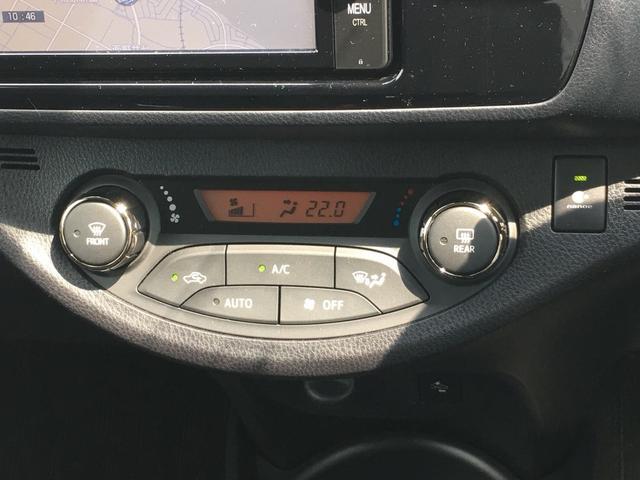 トヨタ ヴィッツ U ナビ地デジBカメラETC自動ブレーキLEDスマキー