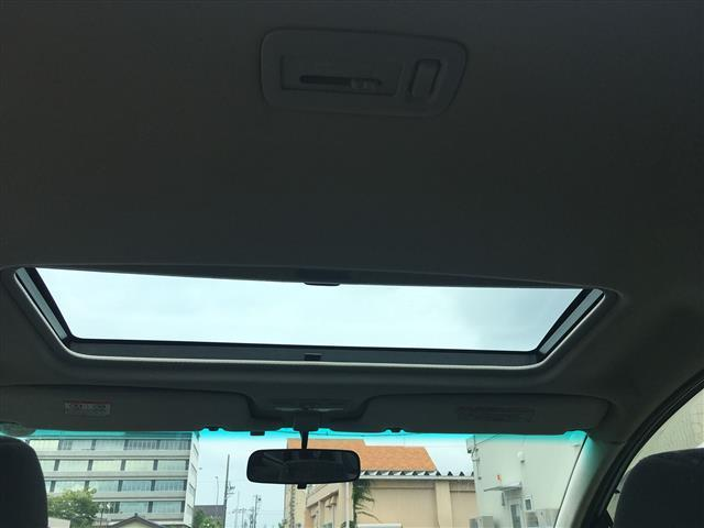 トヨタ エスティマL アエラス プレミアム サンルーフ 両側パワースライドドア